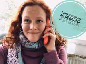 Telefonsprechstunde mit Bettina König